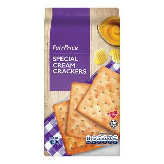 FairPrice Cream Crackers - Special