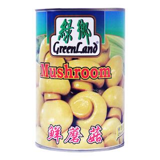 Green Land Mushroom - Whole