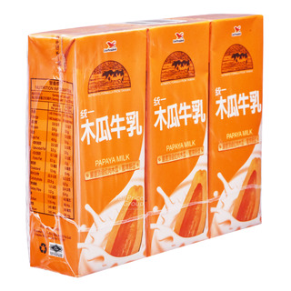 Uni-President Packet Drink - Papaya Milk