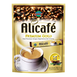 Alicafe Premium Gold Instant Coffee