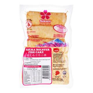 Sakura Fish Cake - Bolster