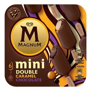 Magnum Mini Double Ice Cream - Caramel & Chocolate