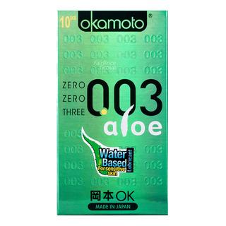 Okamoto Condom - Aloe