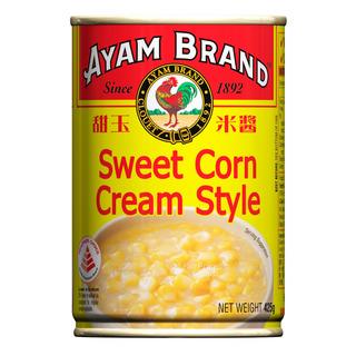 Ayam Brand Sweet Corn – Cream Style