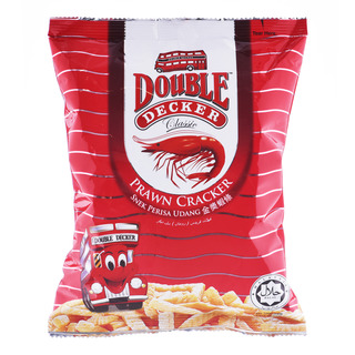 Double Decker Crackers - Prawn