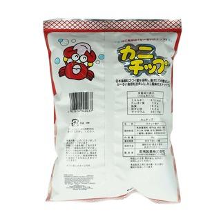Wakabato Kani Chips (Crab Flavoured Crackers)