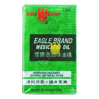 Eagle Brand Medicated Oil