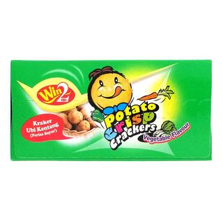 Win2 Baked Potato Crisp Crackers - Vegetable