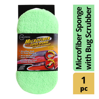 Repertoire Microfiber Super Sponge with Bug Scrubber