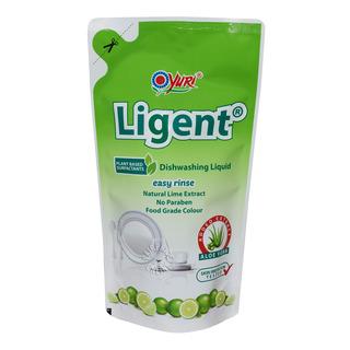 Yuri Ligent Dishwashing Detergent Refill - Lime