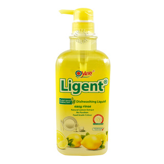 Yuri Ligent Dishwashing Detergent Pump - Lemon