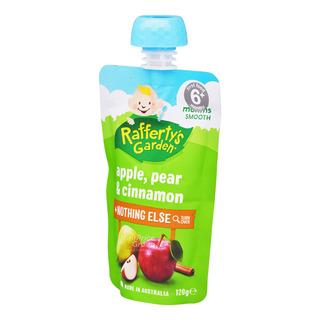 Rafferty's Garden Baby Food - Apple, Pear & Cinnamon