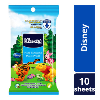 Kleenex Hand Sanitizing Moist Wipes - Disney