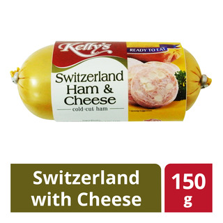 Kelly's Cold Cut Ham - Switzerland with Cheese