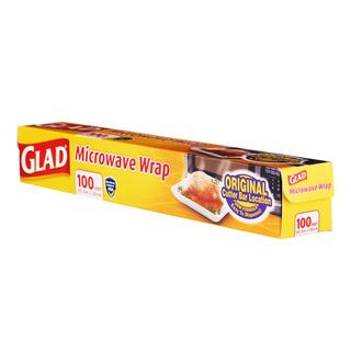 Glad Microwave Wrap (100 square feet)