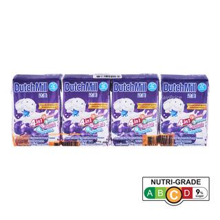 Dutch Mill UHT Drinking Yoghurt - Blueberry