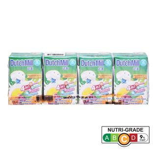 Dutch Mill UHT Drinking Yoghurt - Mixed Fruits