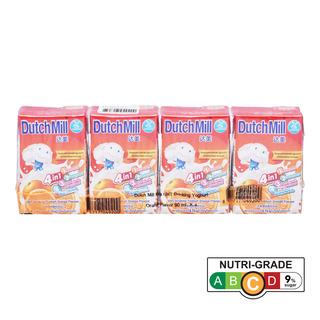 Dutch Mill UHT Drinking Yoghurt - Orange