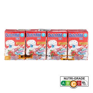 Dutch Mill UHT Drinking Yoghurt - Strawberry