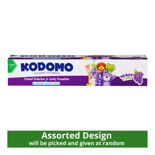 Kodomo Children Toothpaste - Apple