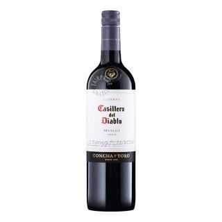 Casillero Del Diablo Reserva Red Wine - Merlot