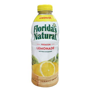 Florida's Natural 100% Fresh Bottle Juice - Lemonade