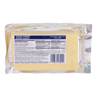 Mainland Block Cheese - Gouda (Soft & Creamy)