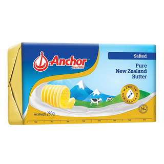 Anchor Pure New Zealand Block Butter - Salted