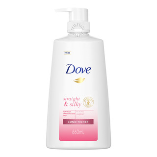 Dove Conditioner - Straight & Silky