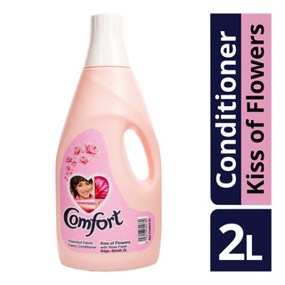Comfort Fabric Conditioner - Kiss of Flowers with Rose Fresh