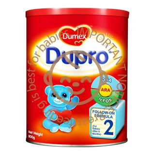 Dumex Dupro Growing Up Milk Formula - Step 2