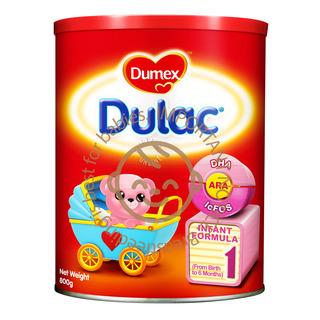 Dumex Dulac Infant Milk Formula - Step 1