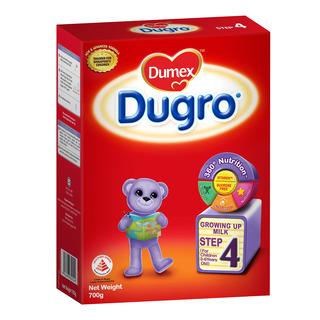 Dumex Dugro Growing Up Milk Formula - Step 4
