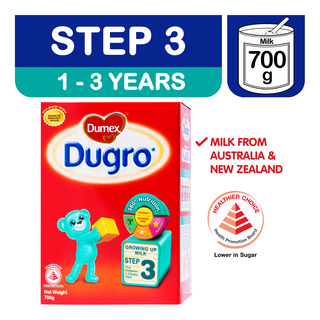Dumex Dugro Growing Up Milk Formula - Step 3
