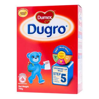 Dumex Dugro Growing Up Milk Formula - Step 5