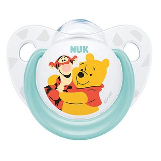 NUK Silicone Soother - Winnie (6 - 18 months)