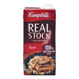 Campbell's Real Stock - Beef