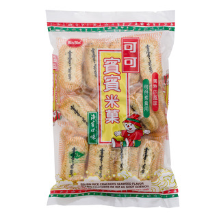 Bin Bin Rice Crackers - Seaweed
