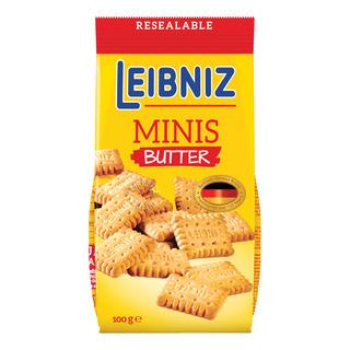 Bahlsen Leibniz Mini Biscuit - Butter