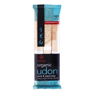 Hakubaku Organic Udon Noodle
