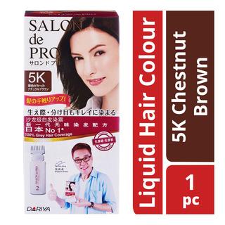 Salon de Pro Liquid Hair Colour - 5K Chestnut Brown