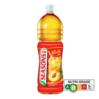 F&N Seasons Bottle Drink - Ice Peach Tea