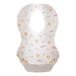 Pigeon Baby Bib - Disposable
