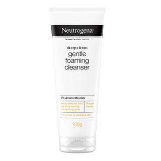 Neutrogena Deep Clean Foam Cleanser