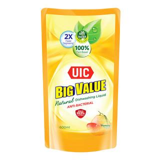 UIC Big Value Detergent Liquid Refill - Anti-Bacterial