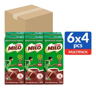 Milo Chocolate Malt UHT Packet Drink