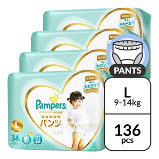 Pampers Premium Care Pants - L (9 - 14kg)