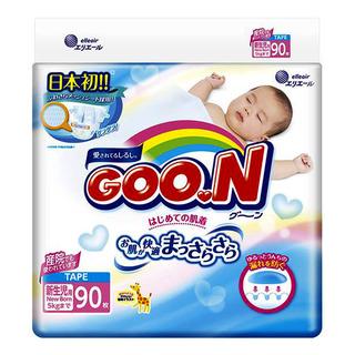 GOO.N Japan Version Diapers Tape - New Born