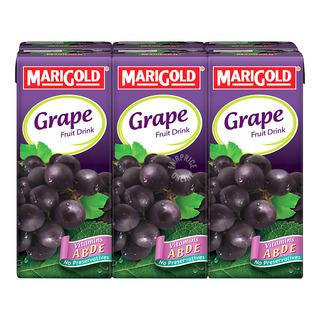 Marigold Packet Fruit Drink - Grape