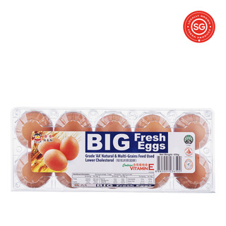 N&N Big Fresh Eggs - Lower Cholestrol